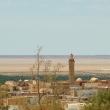 Veduta dell'oasi e il Chott el Jarid, Nefta