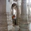 Presso il Tempio di Ranakpur, Rajasthan