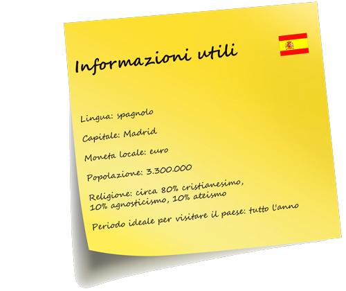 Informazioni utili Madrid