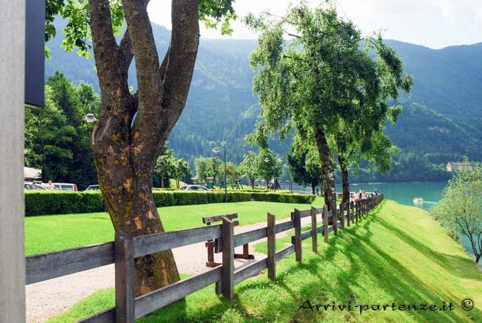 Fresca vacanza a Molveno