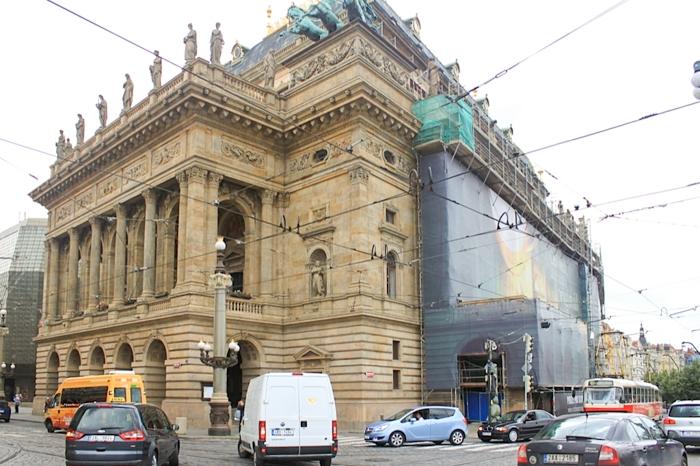 Diario di viaggio di Praga