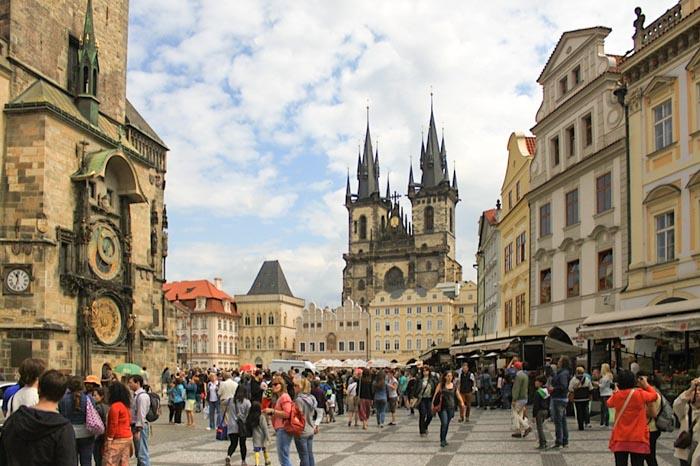 Le attrazioni turistiche di Praga