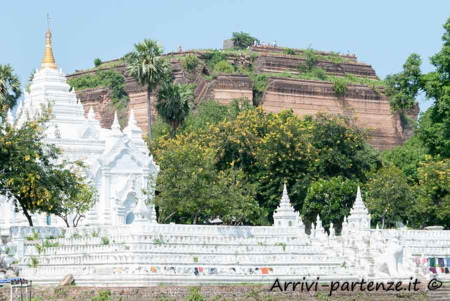 Dintorni di Mandalay: Mingun
