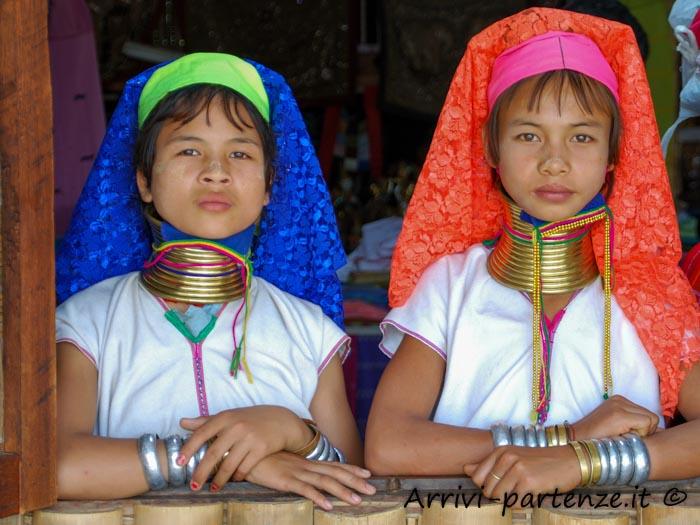 Birmania, le minoranze etniche