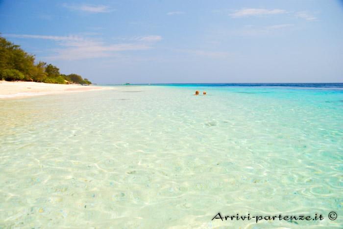 Indonesia, le Isole Gili: mare e relax