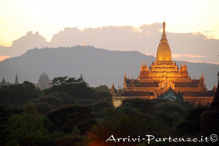 I templi di Bagan