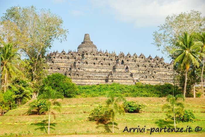 Indonesia, il Tempio di Borobudur