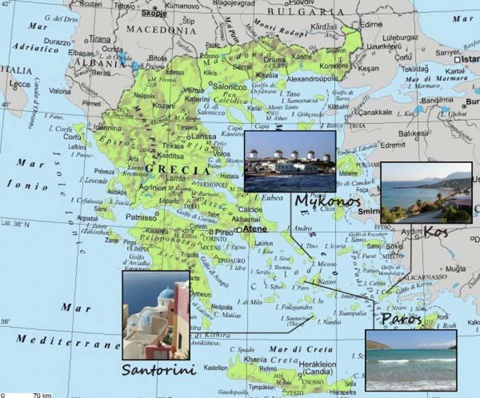 Mykonos, cosa vedere