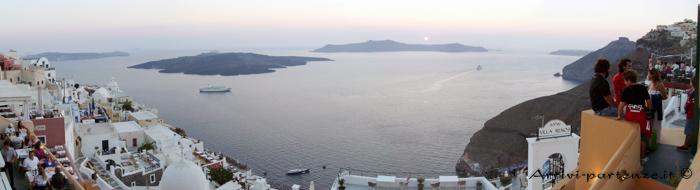 Santorini, cosa vedere