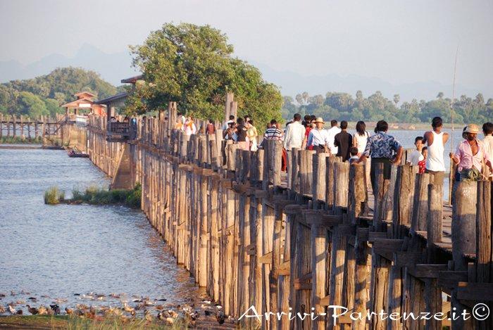 Mandalay, la seconda città della Birmania