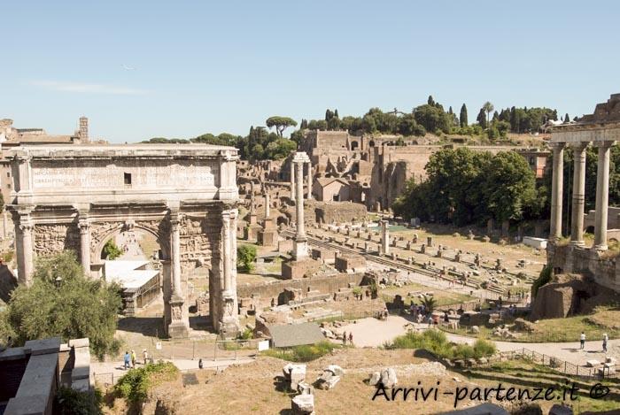 Roma, i Fori Imperiali