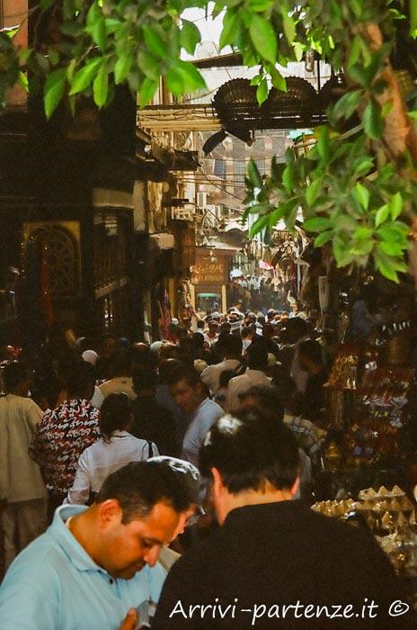 Il Cairo: il Museo Egizio e El Khalili
