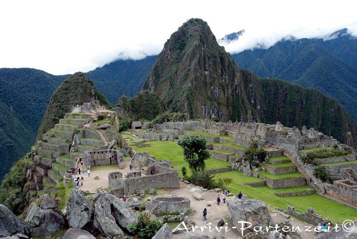 Machu Picchu, i biglietti d'ingresso