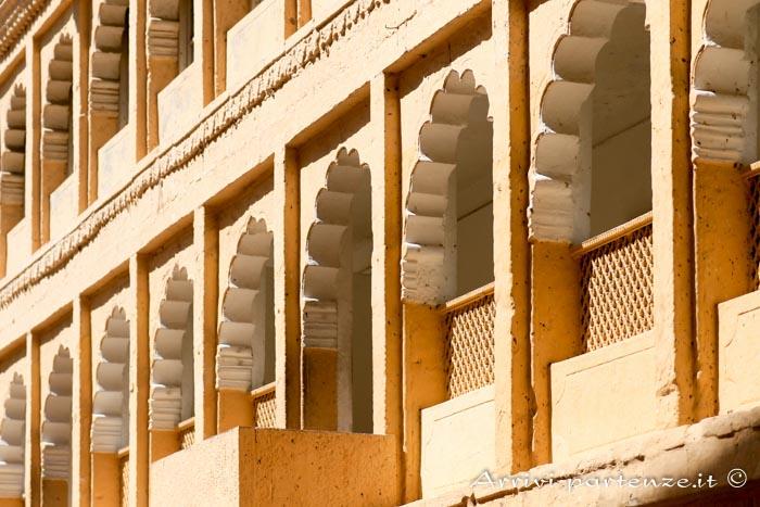 Jodhpur, cosa vedere e dove dormire facciata del forte
