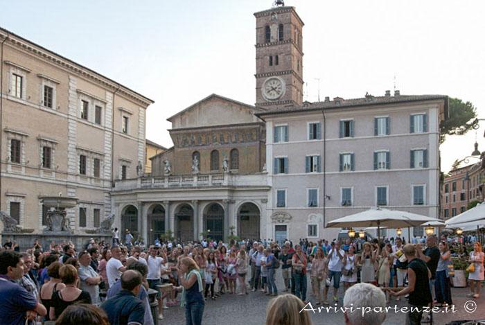 Trastevere e Piazza Navona
