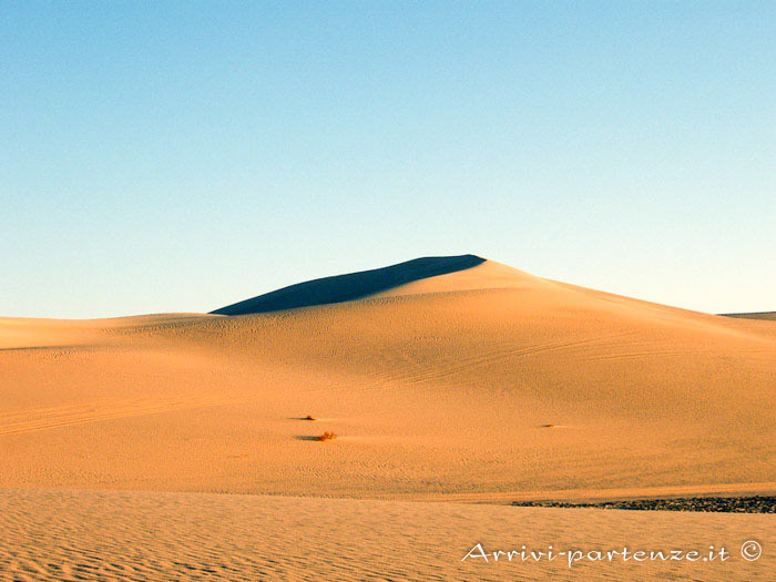 L'oasi di Siwa, nel deserto egiziano