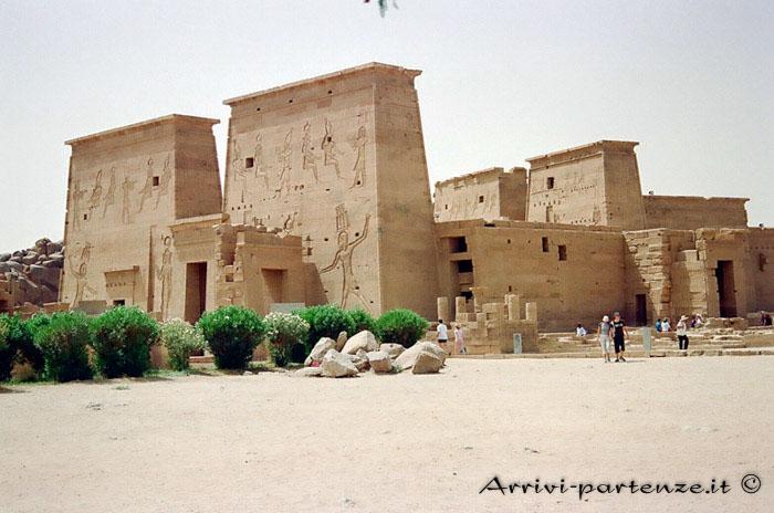 Kom Ombo e Phile, sulla sponda del Nilo