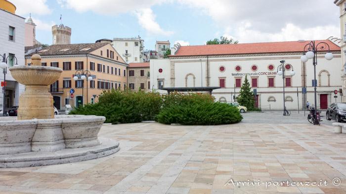 San Benedetto del Tronto, come arrivare