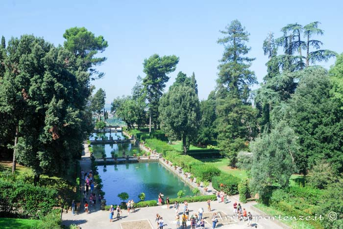 Villa d'Este, cosa vedere