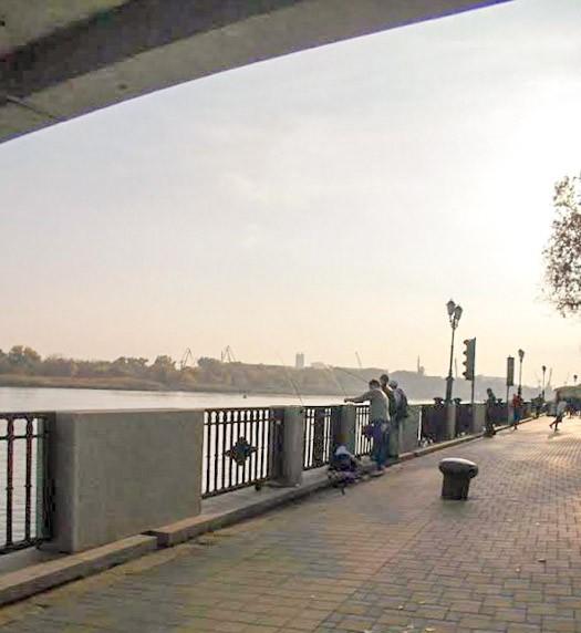 A passeggio, Rostov