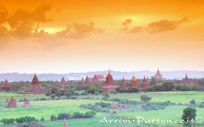 Il video del Myanmar in alta qualità