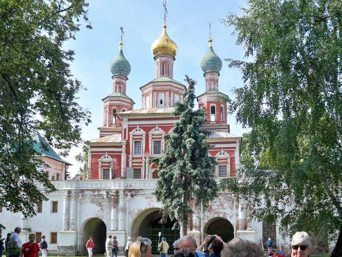 altri luoghi magici di Mosca