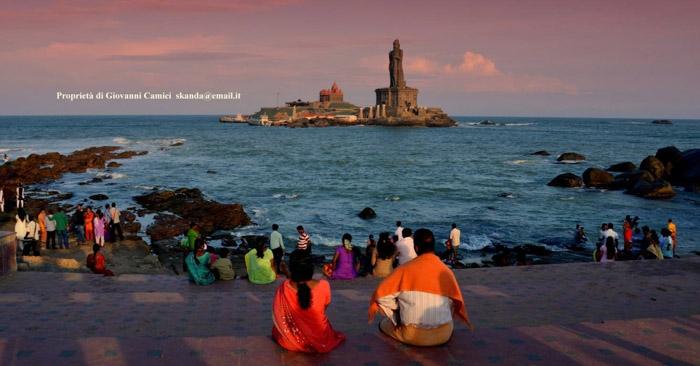Diario di viaggio dell'India del sud, Tamil Nadu