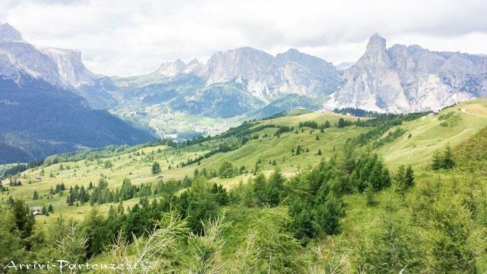 Val Badia, la Val e la Villa