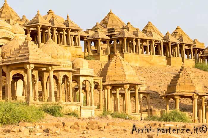 Jaisalmer, cosa vedere: Bada Bagh