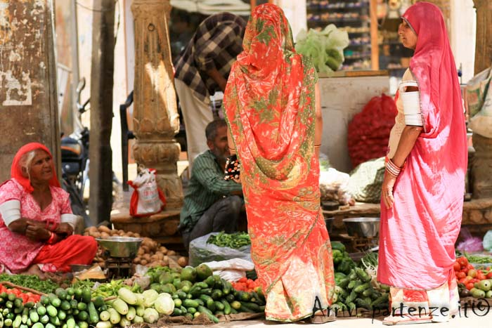 Jaisalmer, cosa vedere: il mercato
