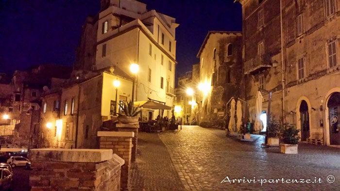 Centro storico di Tivoli, Lazio