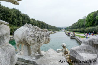 Fontana di Venere, Reggia di Caserta