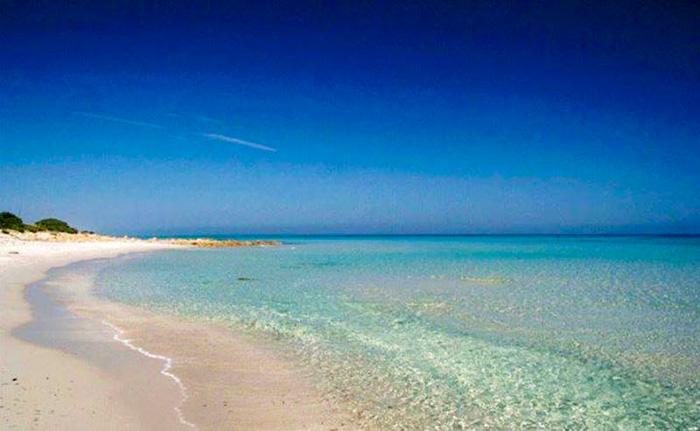 Altre spiagge del golfo di Orosei
