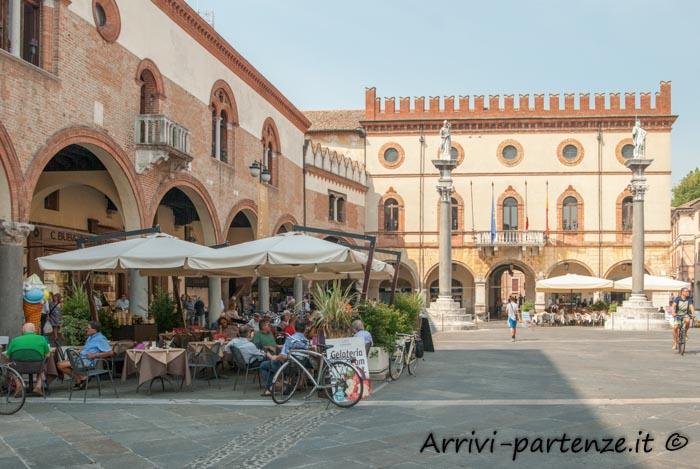 Ravenna, come arrivare