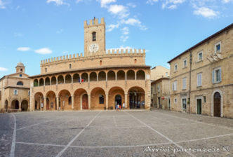 Palazzo Comunale di Offida, Marche