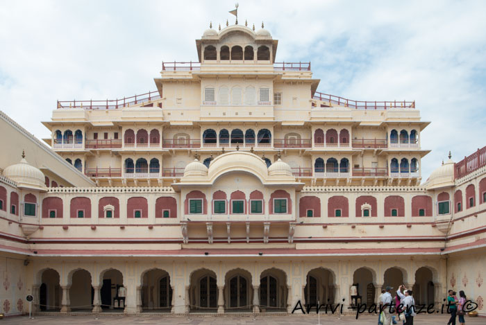 Cosa vedere a Jaipur: City Palace