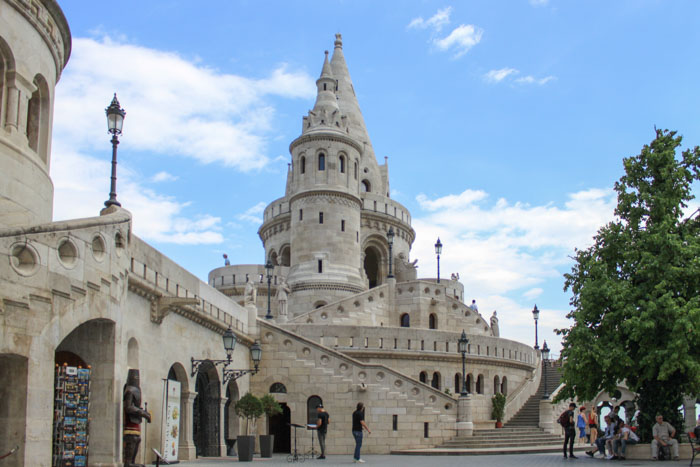 Diario di viaggio di Budapest, prosegue il tour