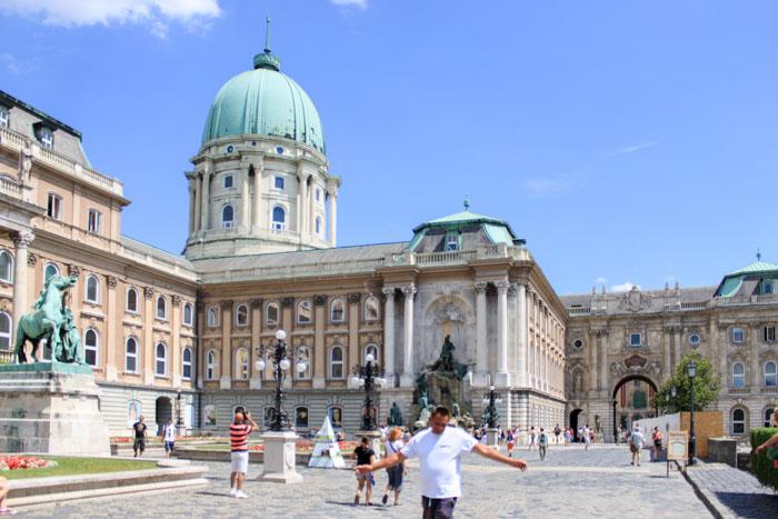 Diario di viaggio di Budapest, le attrattive