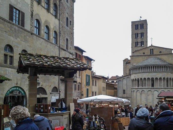 Diario di viaggio della Toscana: prosegue il tour