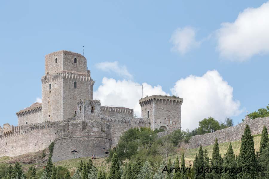 Assisi, cosa vedere