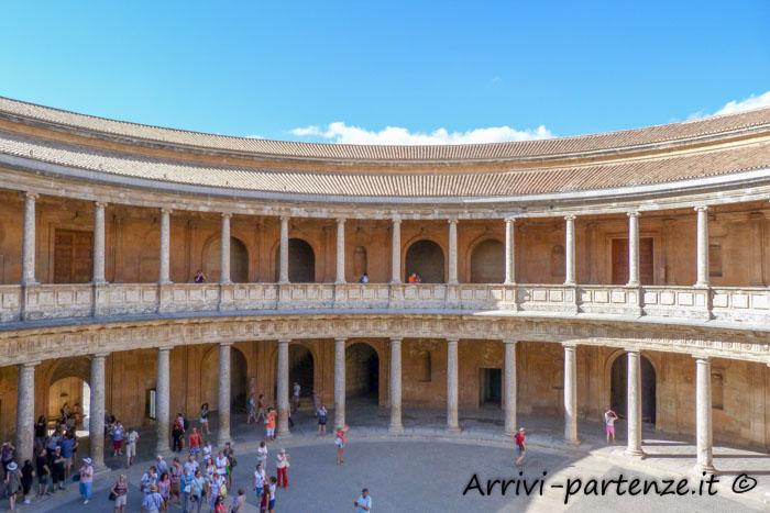 Granada, i luoghi