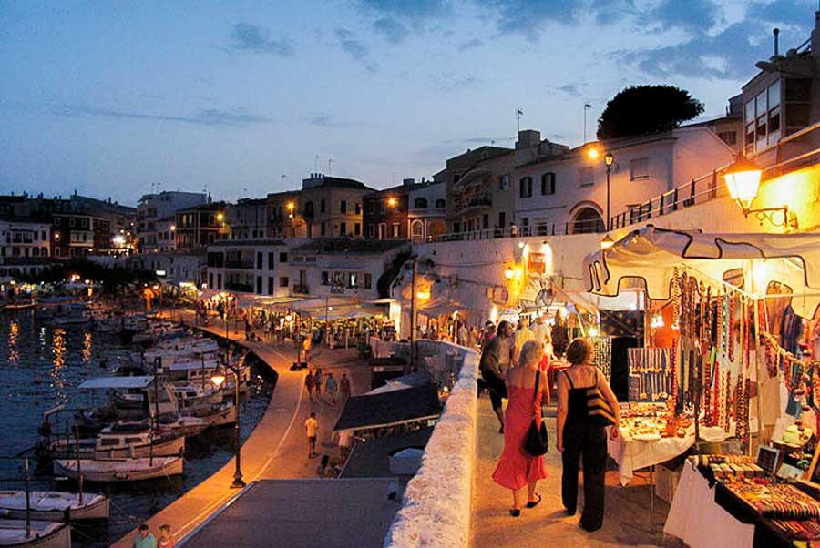 mercatini di Minorca