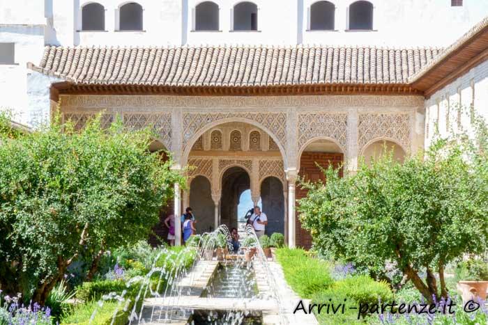 Granada, l'Alhambra
