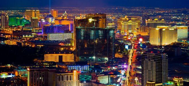 Las Vegas: la capitale del gioco d'azzardo