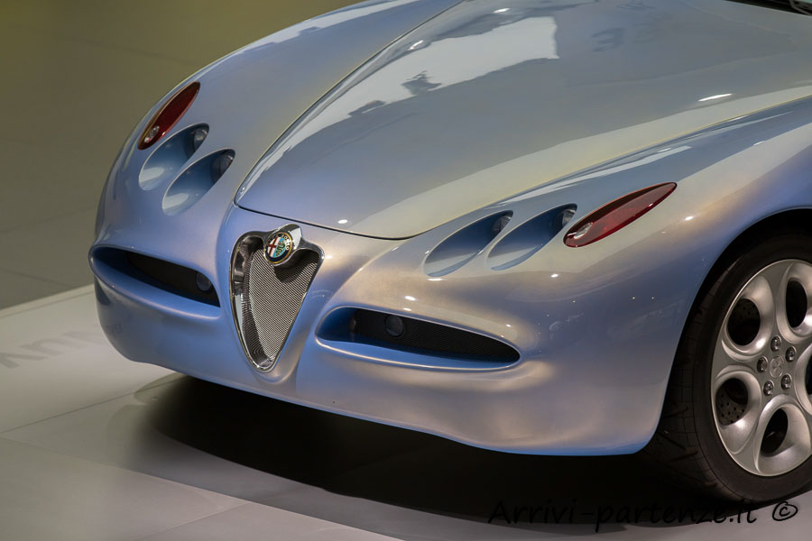 Museo dell'Alfa Romeo di Arese
