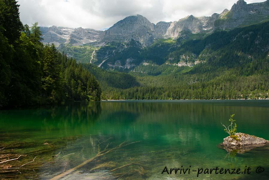 Lago di Tovel, Trentino - Alto Adige