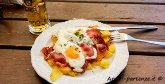 Piatto tipico, Val di Funes