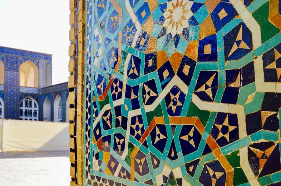 DIARIO DI VIAGGIO IN IRAN
