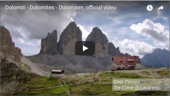 Video Dolomiti