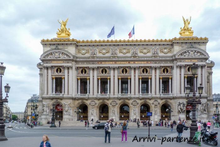 Accademia nazionale della musica, Parigi